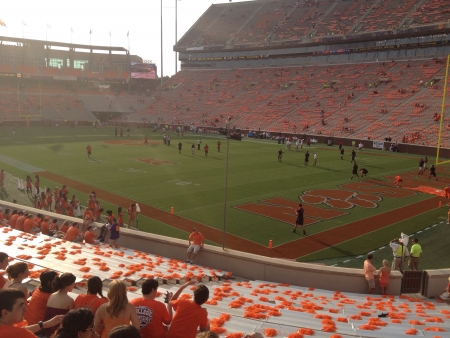 Playing at Death Valley